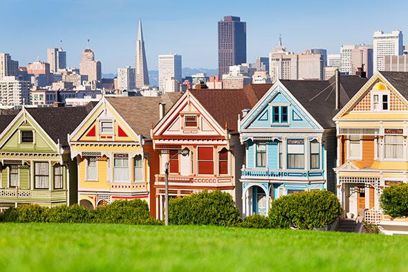 São Francisco Califórnia 10 cidades coloridas para inspirar sua vontade de viajar (e fotografar)