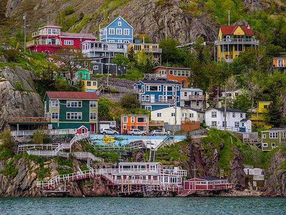 St. John's Ilha de Terra Nova 10 cidades coloridas para inspirar sua vontade de viajar (e fotografar)