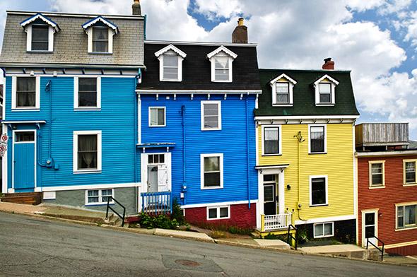 St. John's Ilha de Terra Nova2 10 cidades coloridas para inspirar sua vontade de viajar (e fotografar)