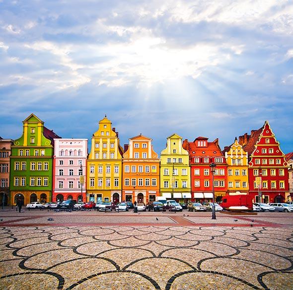 Wroclaw Polônia 10 cidades coloridas para inspirar sua vontade de viajar (e fotografar)
